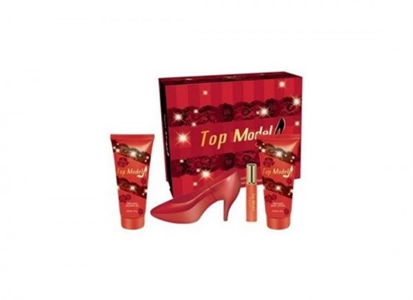 Tiverton Top Model Red Gift Set 100 ml